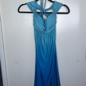 B.Darlin Turquoise  Blue Size 3/4
